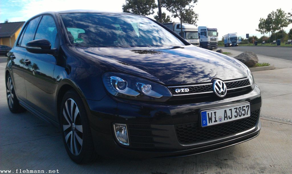 einmal vw golf 6 gti fahren avis machts m glich blog. Black Bedroom Furniture Sets. Home Design Ideas